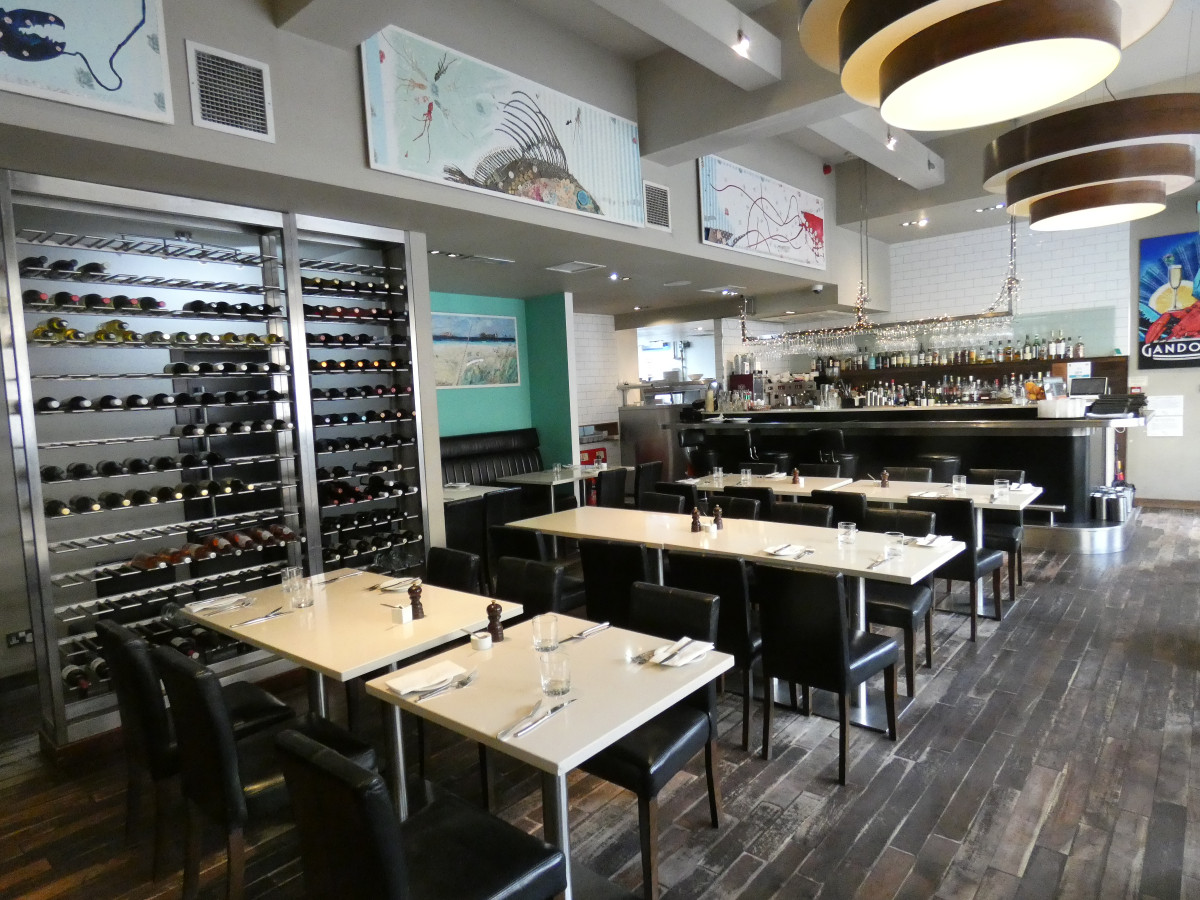 Gandolfi Fish & Gandolfi To Go - Lease For Sale